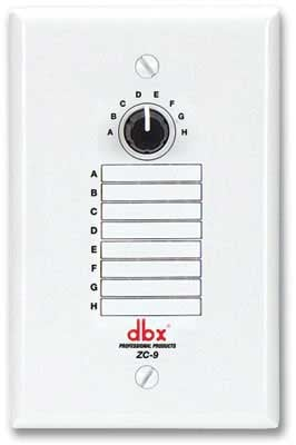 8 Postion Zone Controller