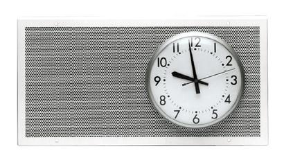 Clock/Speaker Baffle Faceplate