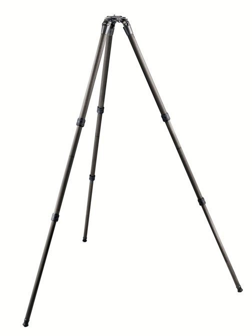 Systematic Series 3 Video Tripod, Long 3-Section
