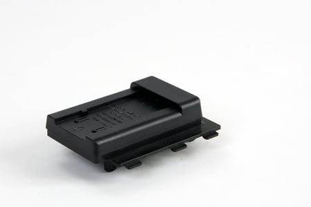 DV Battery Adapter Plate for Litepanels Micro (For Panasonic Cameras)