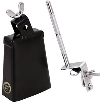 City Cowbell with Gibraltar Bass Drum Mount
