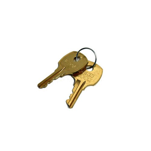 Rack Key (Front Door)