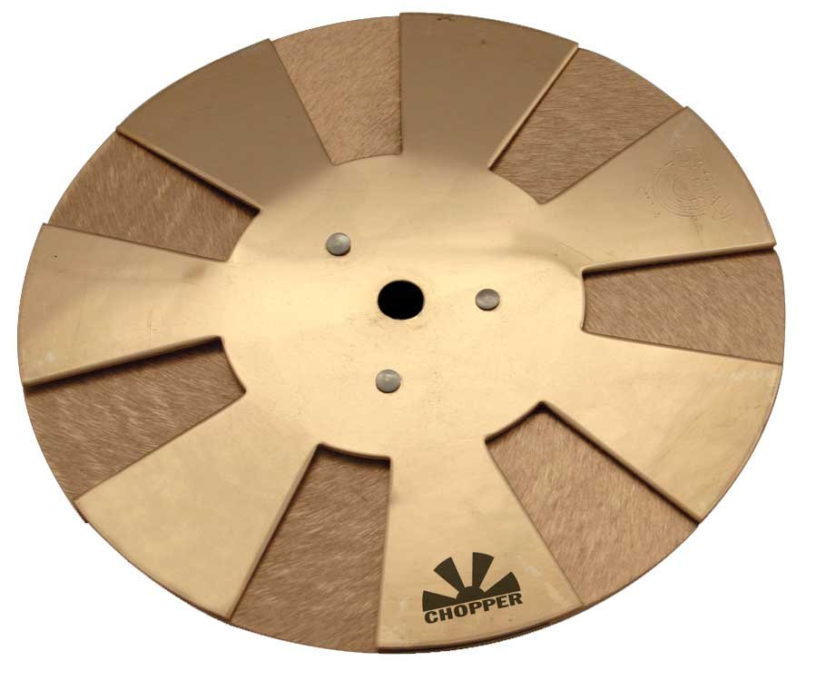 "12"" Artisan Series Chopper Cymbal"