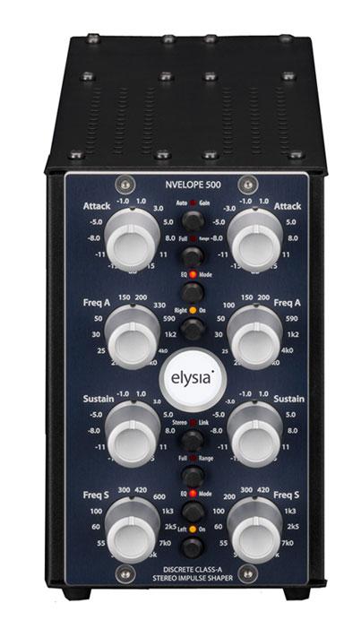Audio Processor, Impulse Shaper