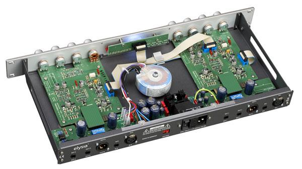 Stereo Compressor, 1 RackSpace