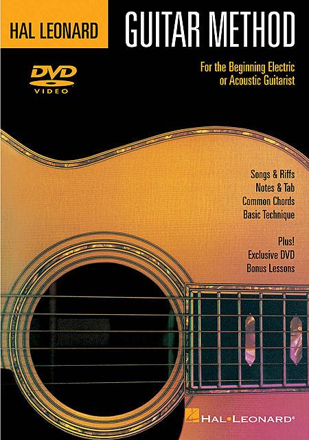 Guitar Method DVD