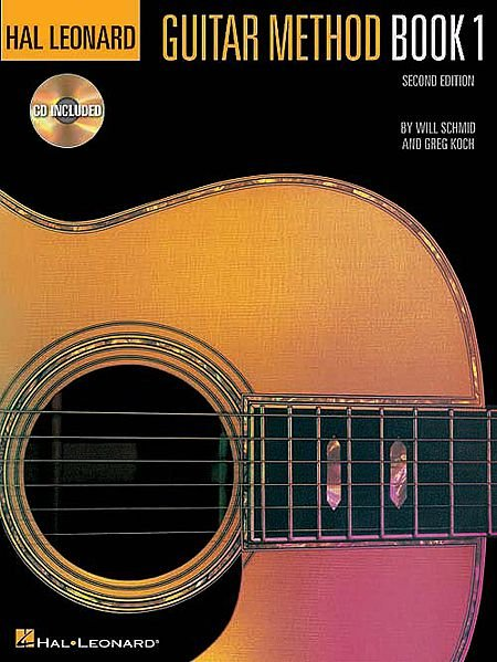 Guitar Method Book 1 w/CD