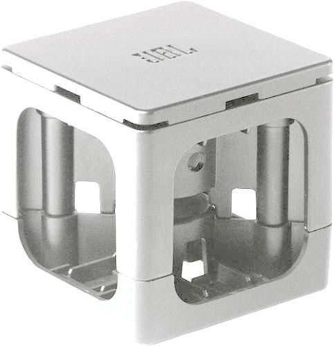 Pole Mount Bracket (for Cntrl-CRV Series Speakers, White)