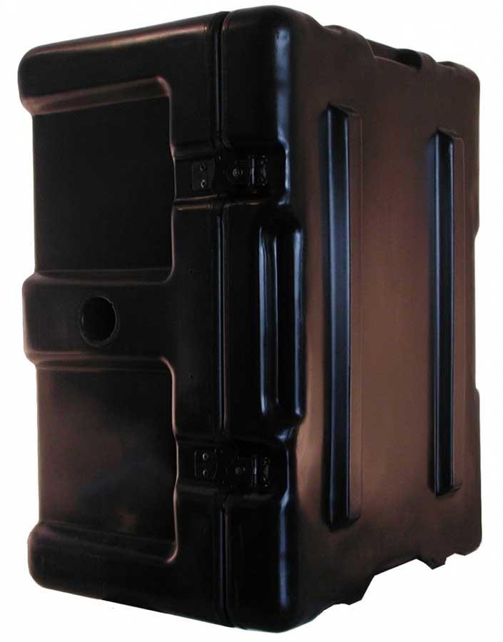"12"" 2-way Full Range Speaker with Gasked Lid, Handles & Weather Resistance"