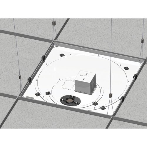 Replacment Ceiling Kit, w/Power Outlet Conditioner