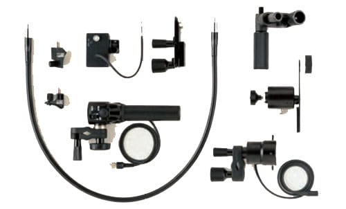 Rear Camera Control System (for Fujinon HTS18X4.2BRM Zoom Lens)