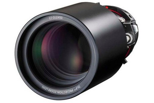 5.5-8.9:1 Power Zoom Lens for PT-D5700/PT-DW5100/PT-D4000 Projectors