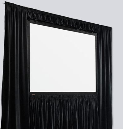 "Dress Kit, 83"" x 144"", Black"