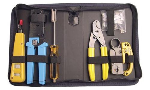 Basic Twisted Pair & Coax Kit