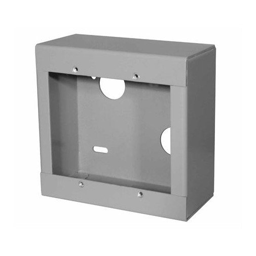 Vandal-Resistant Surface-Mount Enclosure