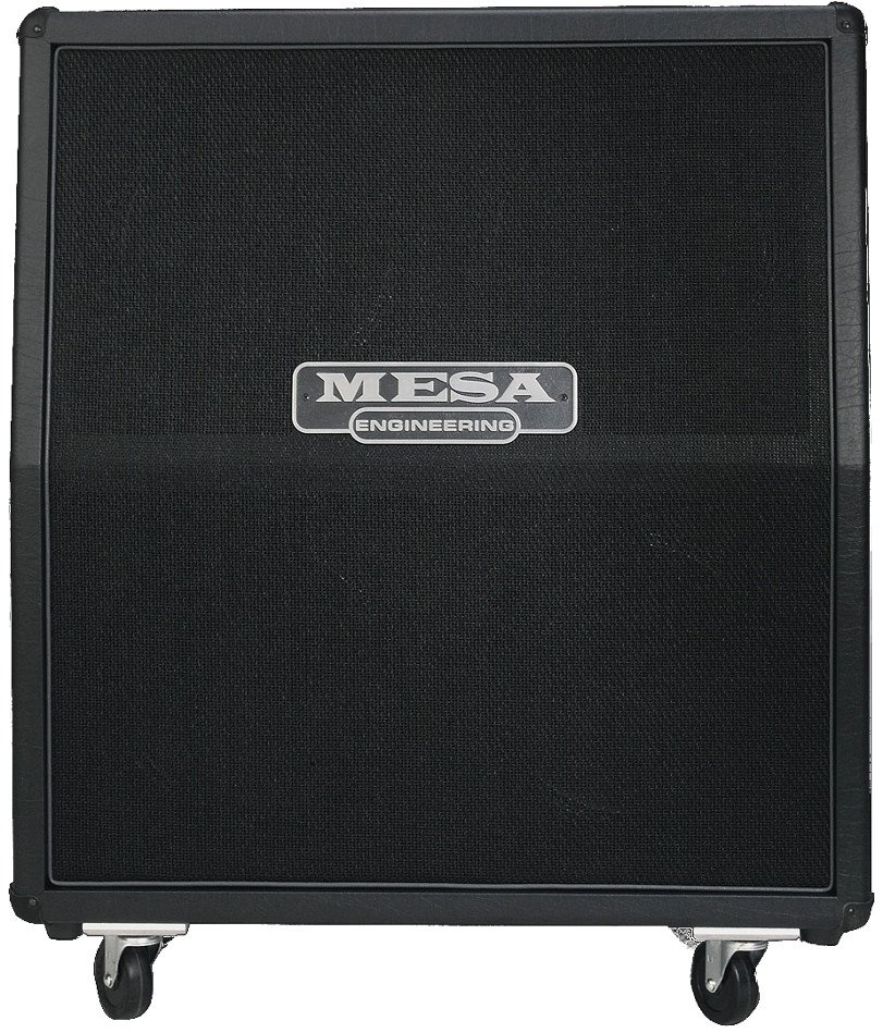 "4x12"" 240W Angled Guitar Speaker Cabinet"