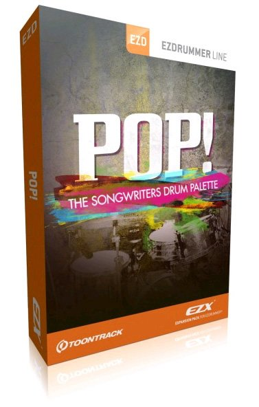 POP! Expansion for EZdrummer/Superior Drummer  (Electronic Delivery)