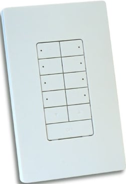 iColor Keypad Lighting Controller