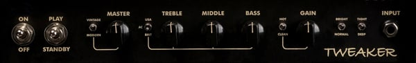 "Guitar Combo Amp, 1x12"" 15W Tube"