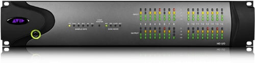 Pro Tools Audio Interface for Educational Institutions