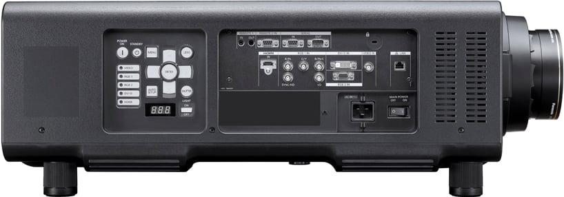 Panasonic PT-DW17K WXGA 3DLP Projector, 17,000 Lumens PTDW17KU