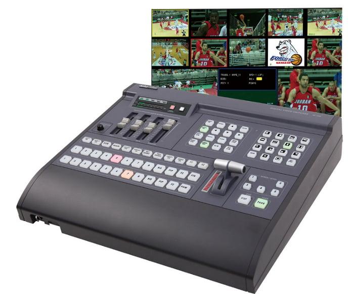 Datavideo Corporation SE-600 8 Input Video/Audio Switcher SE-600