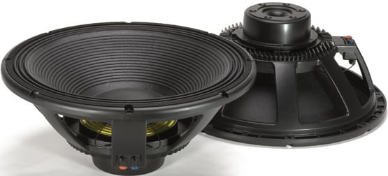 "RCF LF18N401  18"" Low Frequency Woofer LF18N401"