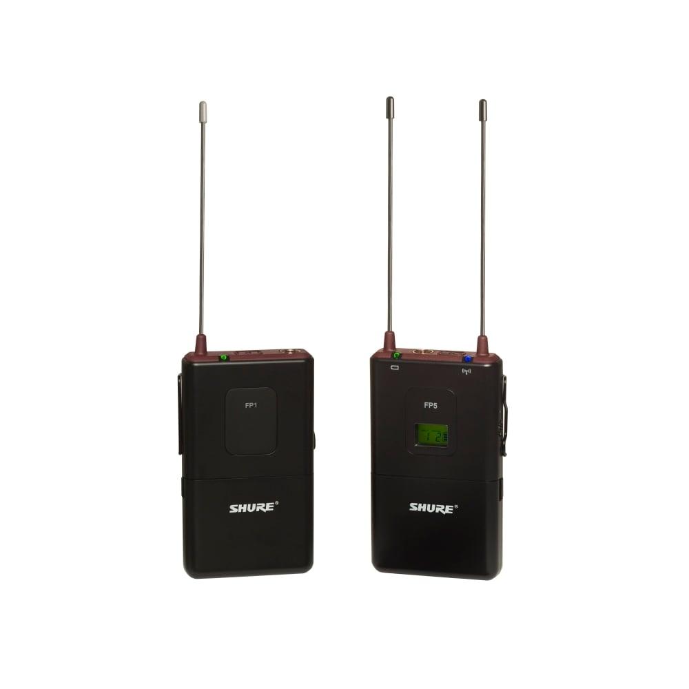 FP Bodypack Wireless System for Lav, Headset & Instrument Mics, 494-518