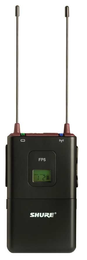 Portable Wireless Receiver, 518-542