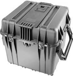 Pelican Cases 0340 Black Cube Case PC0340