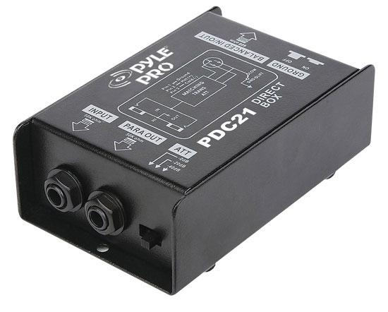 Pyle Pro Direct Box