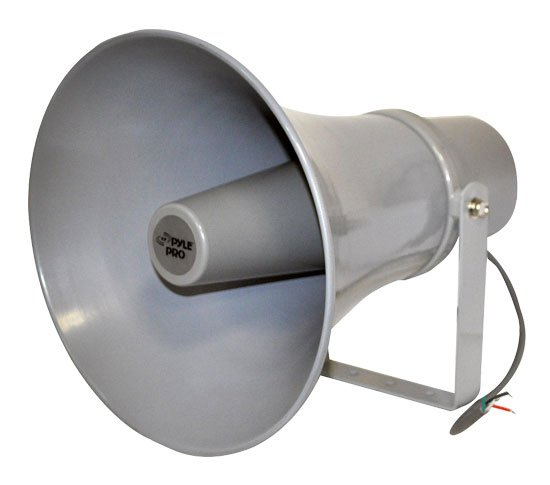 "11"" 30W Indoor/Outdoor PA Horn Speaker"