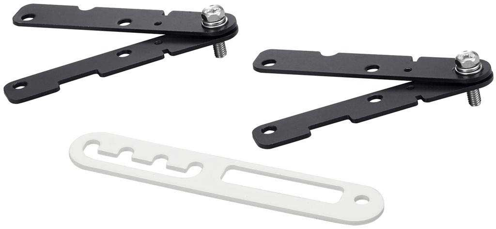 Outdoor Connection Bracket, White