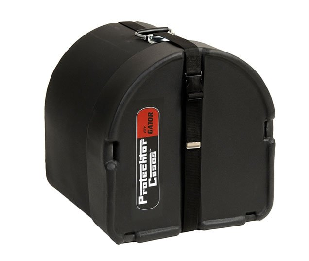 """14""""x14"""" Classic Series Roto-Molded Tom Case by Protechtor"""