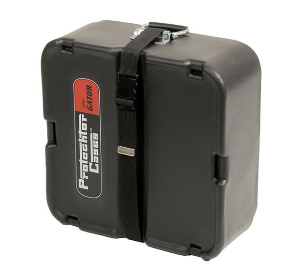 """6""""x14"""" Classic Series Roto-Molded Snare Drum Case by Protechtor"""