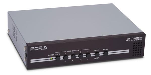 HD/SD-SDI Quad Multi-Viewer