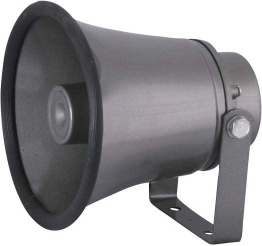 """6.3"""" 25W Indoor/Outdoor PA Paging Horn Speaker"""