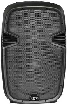 "800W, 12"" Powered 2-Way PA Speaker with MP3/USB/SD/3.5mm Input"
