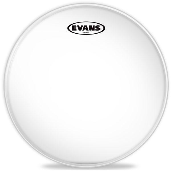 "Evans TT14HG 14"" Hydraulic Glass Clear Drum Head TT14HG"