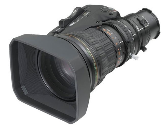 Fujinon Lens, 17x w/CAC for Panasonic P2HD