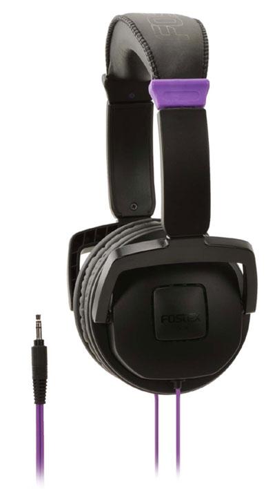 Black Stereo Headphones