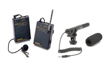 Wireless DSLR Kit with WLX-PRO & SMX-10
