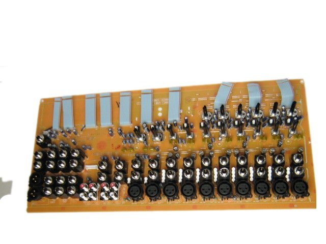 Yamaha Mixer Jack 16X PCB