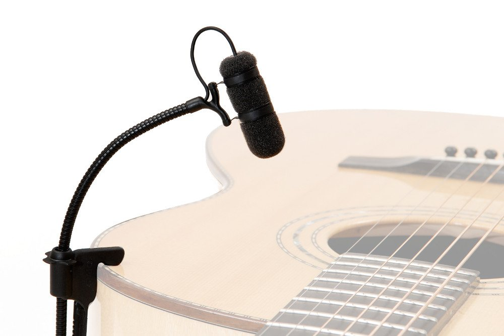 d:vote Supercardioid Microphone for Acoustic Guitar and Strings