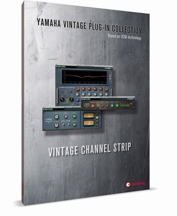 Vintage Channel Strip Plug-in (VST3/VST2.4/AU)