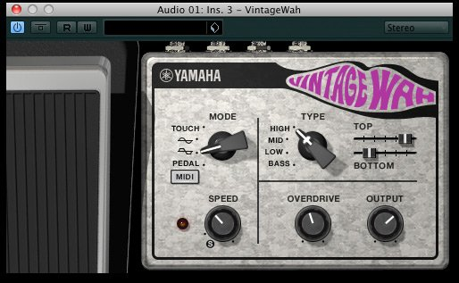 Vintage Guitar Effects Plug-in (VST3/VST2.4/AU)