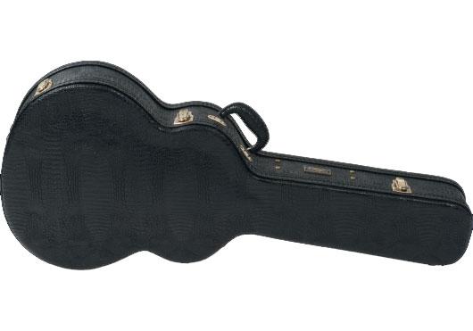 Hardshell Jumbo Acoustic Guitar Croco Case