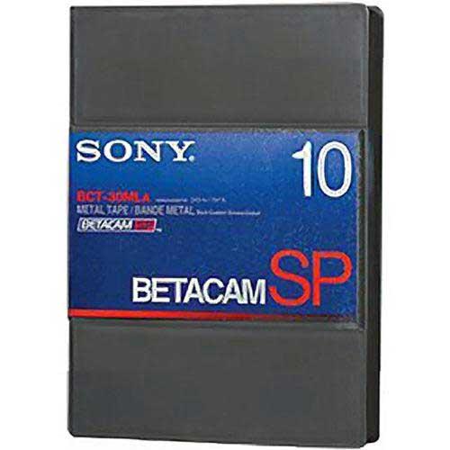 Betacam SP Small Cassette 10 min