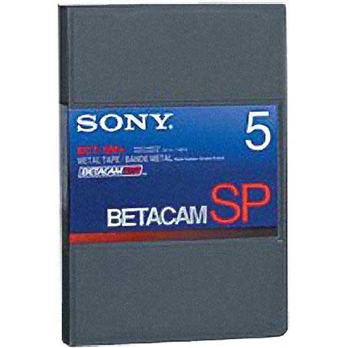 Betacam SP Small Cassette 5 min