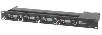 4 Channel Wideband UHF Diversity Multicoupler (470-692 MHz)